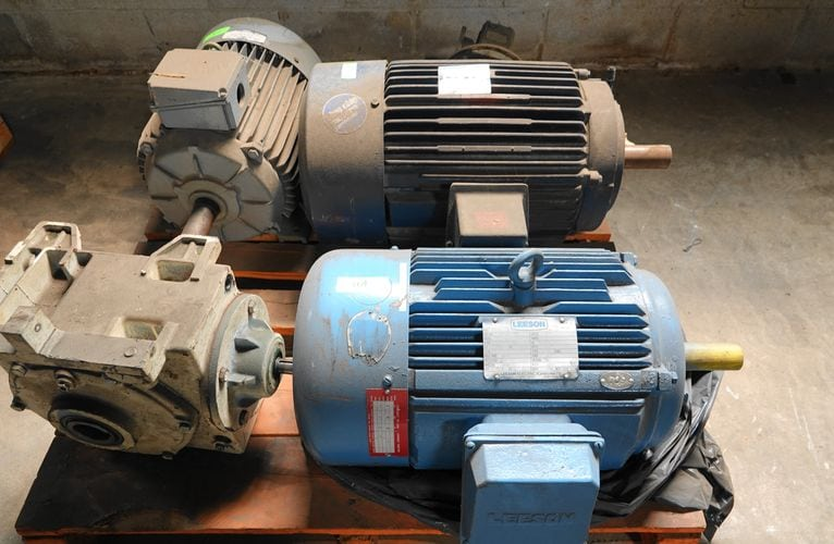 Motors 0.5 hp and larger