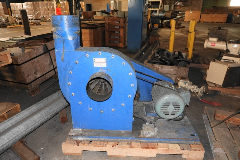 Blower - sterling systems 1500 USD