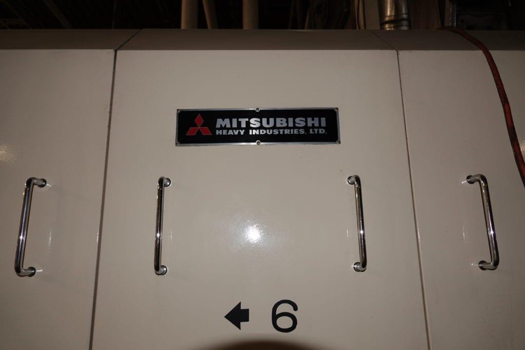 Mitsubishi Extruder Motor Control System