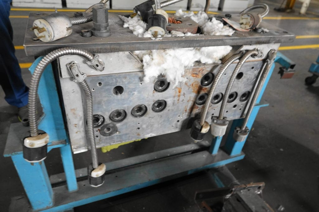 Multimanifold Extrusion Die $28000