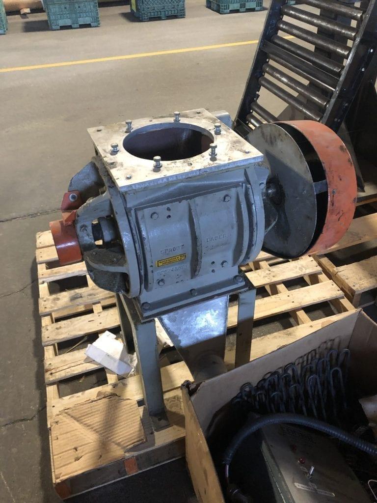 Airlock $500 US. Size 1008 MSI